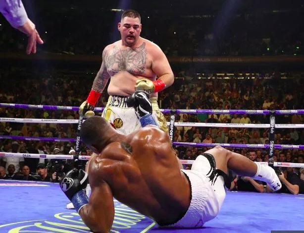 Ruiz Jr. vs Joshua