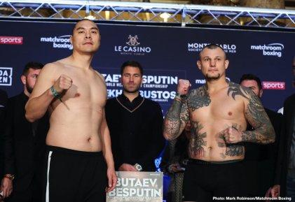 Zhilei Zhang and Andriy Rudenko
