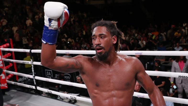 Boxing: Demetrius Andrade vs Maciej Sulecki