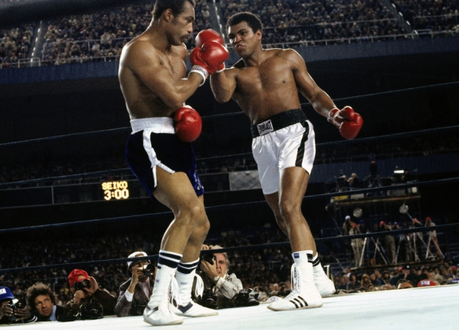 Muhammad Ali vs Ken Norton III
