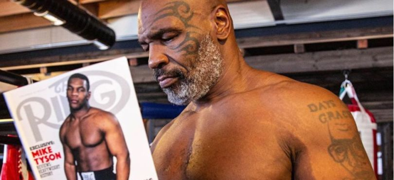 Mike Tyson 2020